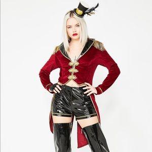 D olls Kill Freaky Circus Ring Mistress Costume